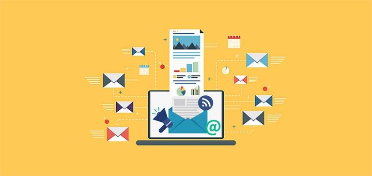 Σχεδιασμός newsletter και e-marketing campaign για ξενοδοχεία